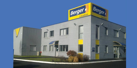 Si ge social limoges berger location - Location utilitaire limoges ...