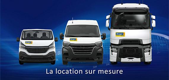 Location Camion Niort